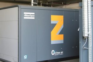 ATLAS COPCO'S NITROGEN SOLUTIONS FIRE UP BMI'S OVENS