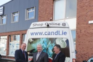 C&L INDUSTRIAL APPOINTED AS AUTHORISED ATLAS COPCO COMPRESSORS PREMIER DISTRIBUTOR IN IRELAND