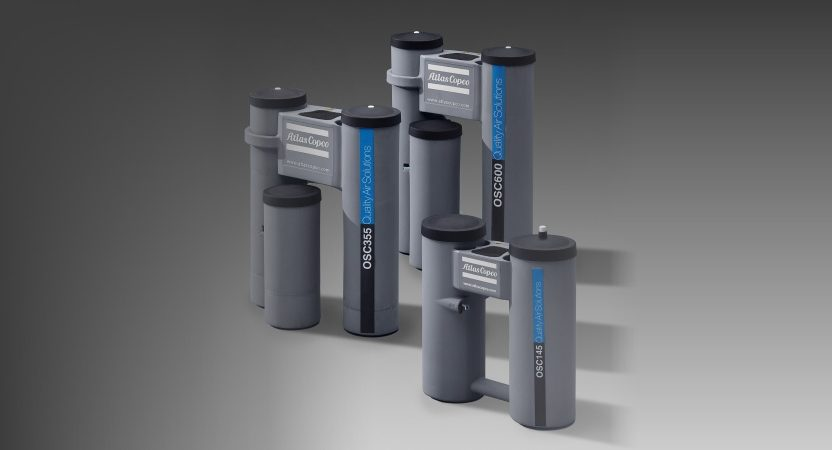 ATLAS COPCO EXTENDS ITS OIL-WATER SEPARATOR RANGE WITH THE OSS