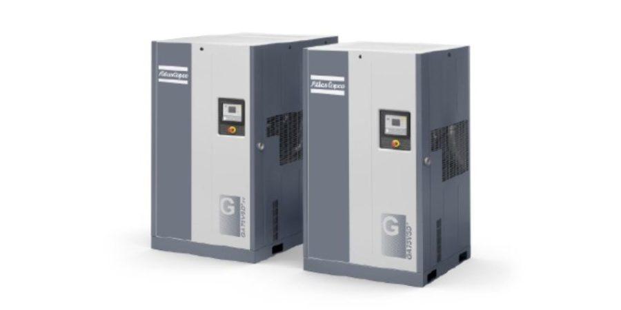 MEET THE NEW ATLAS COPCO GA 37-75 VSD+ 37-75KW,50-100 HP