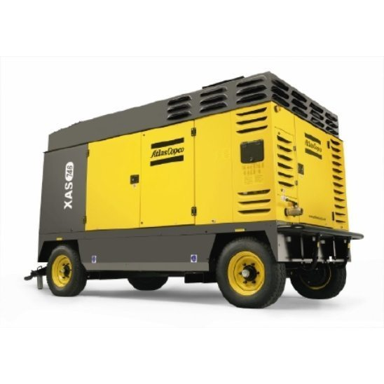 LARGE PORTABLE AIR COMPRESSOR RANGE