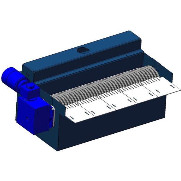 Magnetic coolant filter Magnadrum clarifier