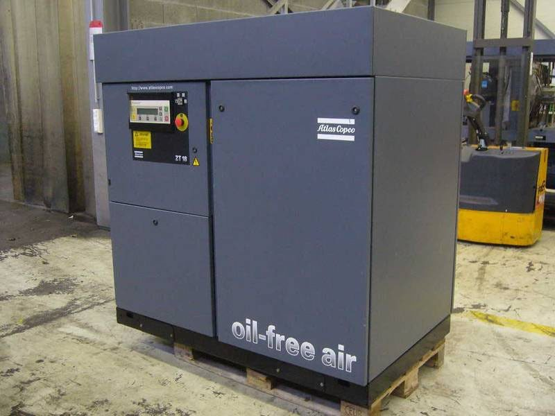 Oil Free Air Compressors Ireland