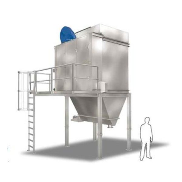 FS flat bag dust collector