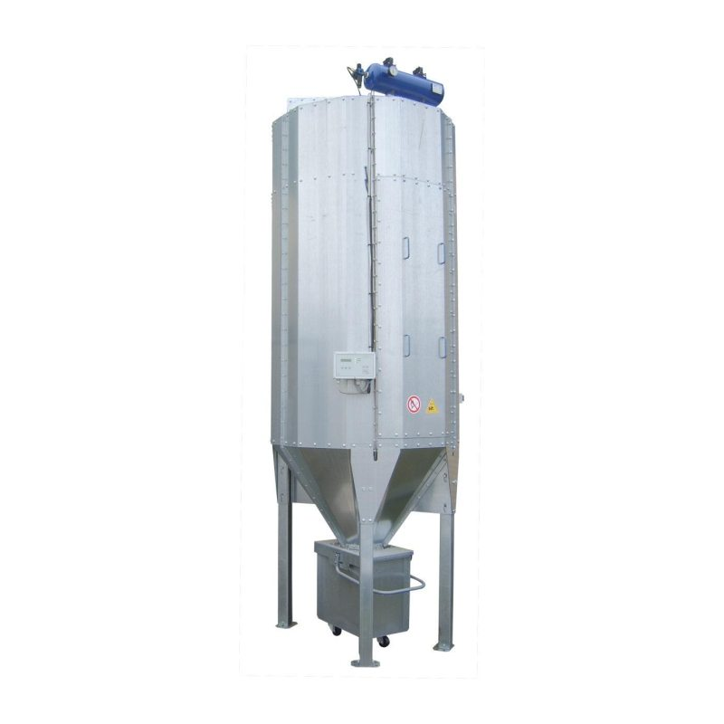 FlexFilter 13 and 18 cartrige dust collector