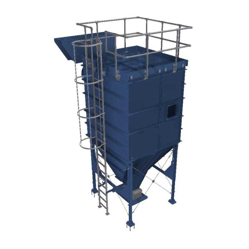 LCP Cartridge Dust Collector