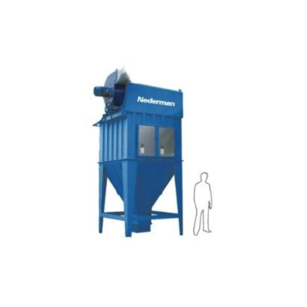 MJC cartridge dust collector
