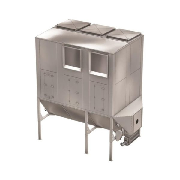 NFKZ 3000 baghouse dust collector