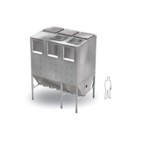 NFPZ3000 baghouse dust collector